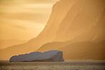 Landscape, Northeast Greenland