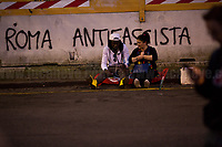 Unknown, Artist.<br /> <br /> Rome, 01/05/2019. This year I will not go to a MayDay Parade, I will not photograph Red flags, trade unionists, activists, thousands of members of the public marching, celebrating, chanting, fighting, marking the International Worker's Day. This year, I decided to show some of the Workers I had the chance to meet and document while at Work. This Story is dedicated to all the people who work, to all the People who are struggling to find a job, to the underpaid, to the exploited, and to the people who work in slave conditions, another way is really possible, and it is not the usual meaningless slogan: MAKE MAYDAY EVERYDAY!<br /> <br /> Happy International Workers Day, long live MayDay!