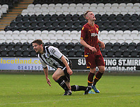 St Mirren v Motherwell Development League 061015