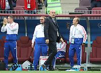 Trainer Stanislav Cherchesov (Russland, Russia) - 14.06.2018: Russland vs. Saudi Arabien, Eröffnungsspiel der WM2018, Luzhniki Stadium Moskau