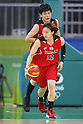 Asami Yoshida (JPN), AUGUST 6, 2016 - Basketball : <br /> Women's Preliminary Round <br /> between  Japan 77-73 Belorussiya  <br /> at Youth Arena <br /> during the Rio 2016 Olympic Games in Rio de Janeiro, Brazil. <br /> (Photo by Yusuke Nakanishi/AFLO SPORT)
