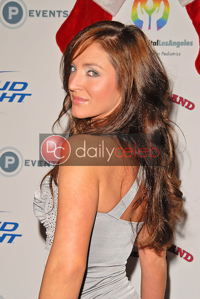 Minna Weaver<br /> at Bridgetta Tomarchio B-Day Bash and Babes in Toyland Toy Drive, Lucky Strike, Hollywood, CA. 12-04-09<br /> David Edwards/Dailyceleb.com 818-249-4998