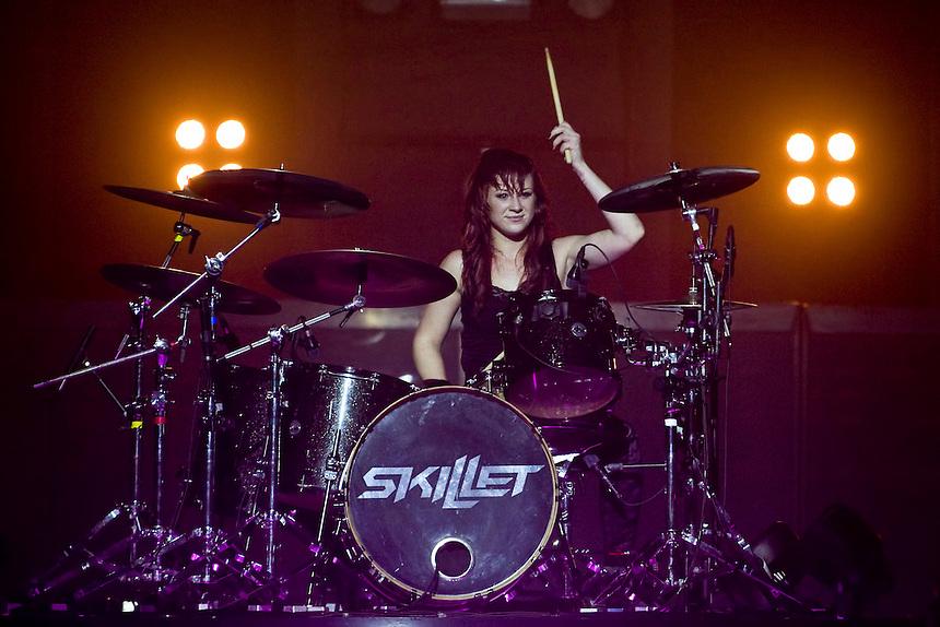 Skillet in Concert