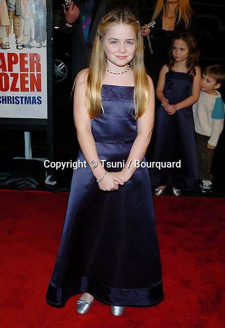 """Morgan York arriving at the """" CHEAPER BY THE DOZEN PREMIERE """" at the Chinese Theatre in Los Angeles. december 14, 2003."""