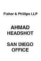 Fisher & Phillips Ahmad