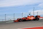 02.11.2019, Circuit of The Americas, Austin, FORMULA 1 EMIRATES UNITED STATES GRAND PRIX 2019<br /> ,im Bild<br />Sebastian Vettel (GER#5), Scuderia Ferrari Mission Winnow<br /> <br /> Foto © nordphoto / Bratic