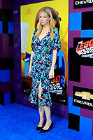 "LOS ANGELES - FEB 2:  Riki Lindhome at ""The Lego Movie 2: The Second Part"" Premiere at the Village Theater on February 2, 2019 in Westwood, CA"