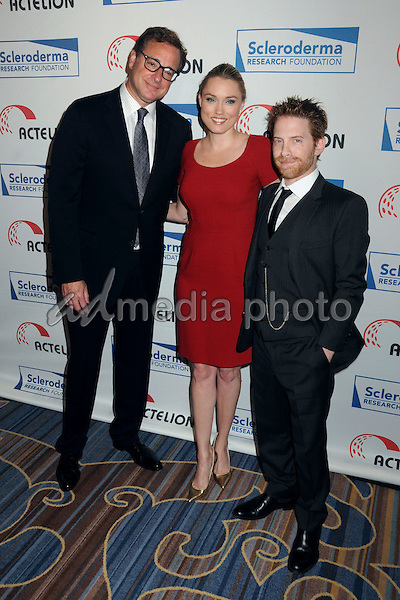 5 June 2015 - Beverly Hills, California - Bob Saget, Clare Grant, Seth Green. Cool Comedy - Hot Cuisine Benefit For The Scleroderma Research Foundation held at the Beverly Wilshire hotel. Photo Credit: Byron Purvis/AdMedia