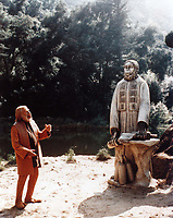 Planet of the Apes (1968) <br /> Maurice Evans<br /> *Filmstill - Editorial Use Only*<br /> CAP/KFS<br /> Image supplied by Capital Pictures