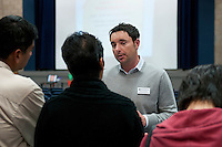 The Harker School - LS - Lower School - Kindergarten AnswerQuest for new parents...2012-04-17...Photo by Kyle Cavallaro