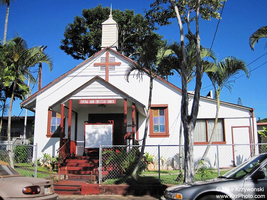 Central Oahu Christian Church, Wahiawa, Oahu, Hawaii
