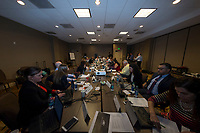 Orlando, FL - Saturday February 10, 2018: AGM, Participants, Committee meeting during U.S. Soccer's Annual General Meeting (AGM) at the Renaissance Orlando at SeaWorld.