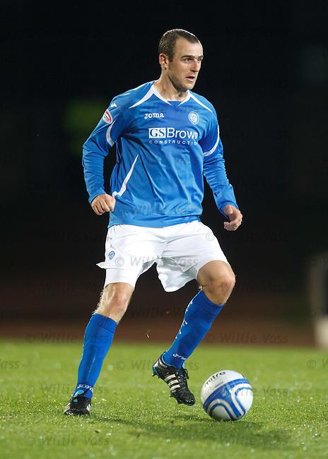 Dave Mackay, St Johnstone