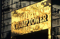 Trump Tower on 5th Avenue, New York City, USA