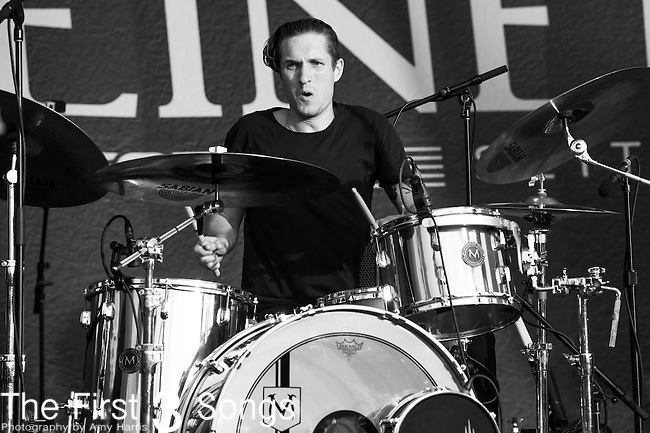 Sean Friday of Dead Sara performs at the 2014 Bunbury Music Festival in Cincinnati, Ohio