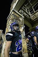 NWA Democrat-Gazette/BEN GOFF @NWABENGOFF<br /> Springdale Har-Ber vs Fayetteville Friday, Nov. 8, 2019, at Harmon Stadium in Fayetteville.