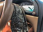 Hidden Ignition Key, Ford Mustang Rental Car