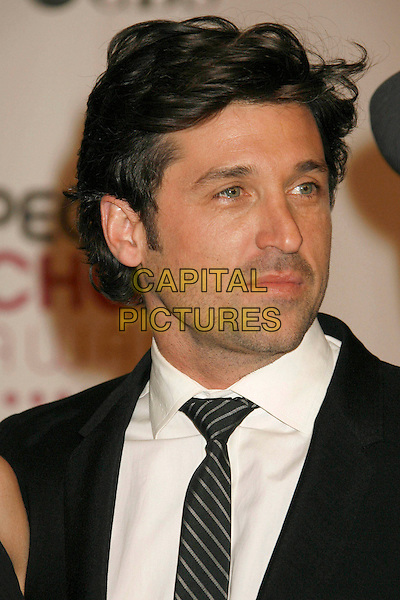 PATRICK DEMPSEY.The 33rd Annual People's Choice Awards held at The Shrine Auditorium, Los Angeles, California, USA..January 9th, 2007.headshot portrait .CAP/ADM/RE.©Russ Elliot/AdMedia/Capital Pictures
