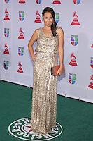 LAS VEGAS, NV - NOVEMBER 15 :  America Sierra pictured at the 2012 Latin Grammys at Mandalay Bay Resort on November 15, 2012 in Las Vegas, Nevada.  Credit: Kabik/Starlitepics/MediaPunch Inc. /NortePhoto