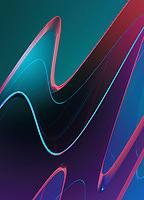 Abstract zigzag backgrounds pattern
