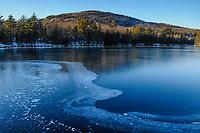 Pharaoh Mt And Pharoah Lake, Adirondack Forest Preserve, New York