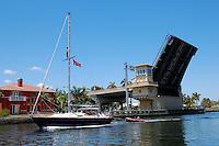 Atlantic Intracoastal Waterway, Hollywood, Florida, USA. Photos by Debi Pittman Wilkey