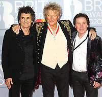 FEB 18 40th Brit Awards Red Carpet