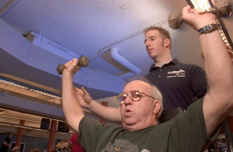 Personal Training:.Bob Penrose.Brent Gregg