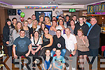 5975-5979.BIRTHDAY BOY: Alec Dolan, Monavalley, Tralee (seated 3rd right) celebrated his 18th birthday in the Abbey Inn, Tralee last Friday night with family and friends..--------------------------------