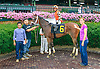 Donna's Boy winning at Delaware Park on 8/9/15