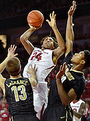 Men's Basketball: Arkansas vs Vanderbilt