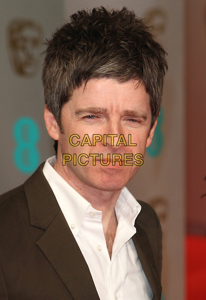 LONDON, ENGLAND - FEBRUARY 08: Noel Gallagher attends the EE British Academy Film Awards at The Royal Opera House on February 8, 2015 in London, England<br /> CAP/ROS<br /> &copy;Steve Ross/Capital Pictures