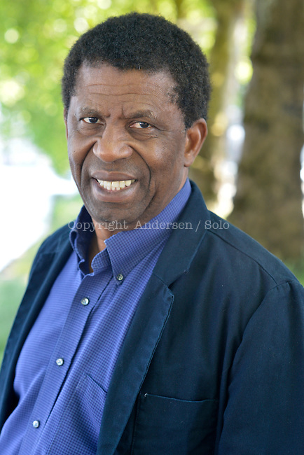 Dany Laferriere, Canadian writer in May 2014.