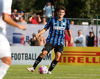 Mateo Kovacic<br /> italian Prseason soccer match between FC inter e Carpi , at Stadium of Rischione di Brunico Italy July 15, 2015