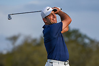 Francesco Molinari (ITA) watches his tee shot on 14 during round 3 of the Arnold Palmer Invitational at Bay Hill Golf Club, Bay Hill, Florida. 3/9/2019.<br /> Picture: Golffile | Ken Murray<br /> <br /> <br /> All photo usage must carry mandatory copyright credit (&copy; Golffile | Ken Murray)
