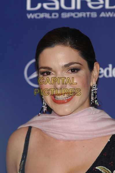 LAURA HARRING.Laureus World Sports Awards, Monte Carlo.www.capitalpictures.com.sales@capitalpictures.com.©Capital Pictures