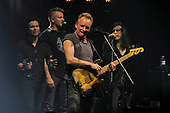 STING - performing live at the Eventim Apollo Hammersmith London UK - 09 Apr 2017.  Photo credit: Zaine Lewis/IconicPix