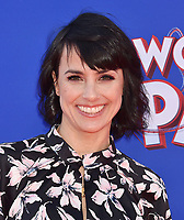 WESTWOOD, CA - MARCH 10: Constance Zimmer arrives for the Premiere Of Paramount Pictures' 'Wonder Park' held at Regency Bruin Theatre on March 10, 2019 in Los Angeles, California.<br /> CAP/ROT/TM<br /> &copy;TM/ROT/Capital Pictures