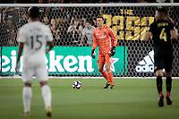 Los Angeles, CA - Saturday April 13, 2019: Los Angeles Football Club defeated FC Cincinnati 2-0 in a Major League Soccer (MLS) game at Banc of California Stadium.
