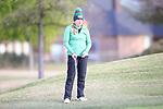 AUBREY, TX - MARCH 31: Mean Green Women's Golf at Lantana Country Club in Aubrey on April1, 2019 in Aubrey, Texas. Photo by Rick Yeatts