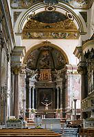 ITA, Italien, Kampanien, Amalfi: im Innern des Doms von Amalfi  (Sant'Andrea) | ITA, Italy, Campania, Amalfi: inside Cathedral of Sant'Andrea