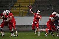 QB Brandon Cornette (Braunschweig Lions) - 12.10.2019: German Bowl XLI Braunschweig Lions vs. Schwäbisch Hall Unicorns, Commerzbank Arena Frankfurt