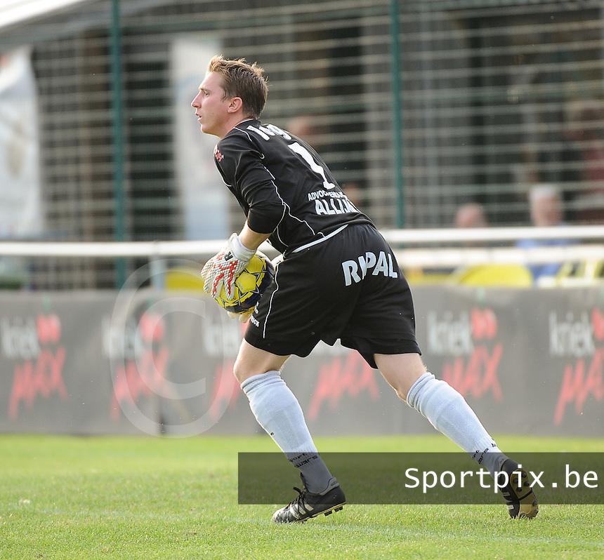 WS Lauwe : Kevin Degrande<br /> <br /> Foto VDB / Bart Vandenbroucke