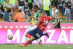 Atlético Nacional venció como local 1-0 a Independiente Medellín. Fecha 10 Liga Águila II-2016.