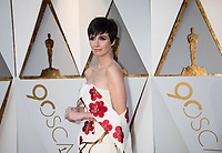 Paz Vega arrives on the red carpet of The 90th Oscars&reg; at the Dolby&reg; Theatre in Hollywood, CA on Sunday, March 4, 2018.<br /> *Editorial Use Only*<br /> CAP/PLF/AMPAS<br /> Supplied by Capital Pictures