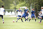 16mSOC Blue and White 248<br /> <br /> 16mSOC Blue and White<br /> <br /> May 6, 2016<br /> <br /> Photography by Aaron Cornia/BYU<br /> <br /> Copyright BYU Photo 2016<br /> All Rights Reserved<br /> photo@byu.edu  <br /> (801)422-7322