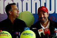 Conferencia Copa Cachantun Fernando Gonzalez vs Nicolas Massu