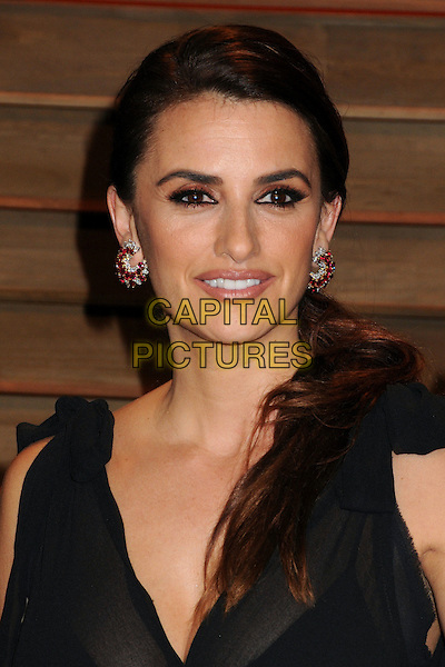 02 March 2014 - West Hollywood, California - Penelope Cruz. 2014 Vanity Fair Oscar Party following the 86th Academy Awards held at Sunset Plaza.<br /> CAP/ADM/BP<br /> &copy;Byron Purvis/AdMedia/Capital Pictures