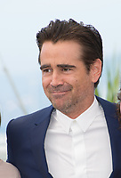Colin Farrell at the photocall for &quot;The Beguiled&quot; at the 70th Festival de Cannes, Cannes, France. 24 May 2017<br /> Picture: Paul Smith/Featureflash/SilverHub 0208 004 5359 sales@silverhubmedia.com