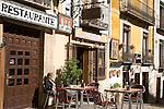 Los Arcos Restuarant, Plaza Mayor Square, Cuenca, Spain